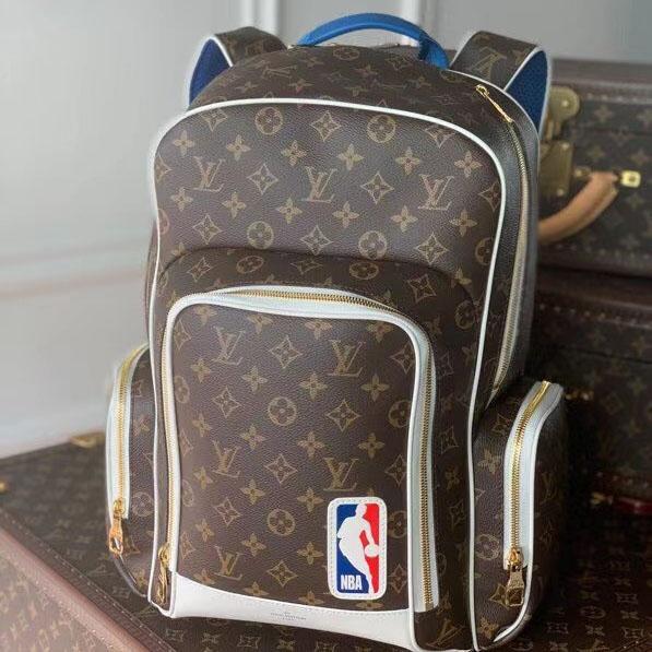 루이비통 2021 NBA 콜라보 뉴 백팩 m45581 - Repleking