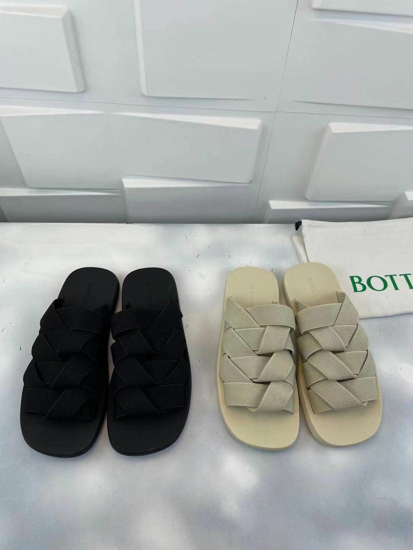 보테가베네타 인트레아토 비치 샌들 - 레플월드