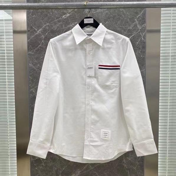 톰브라운 테이프 포켓 셔츠 - 레플월드