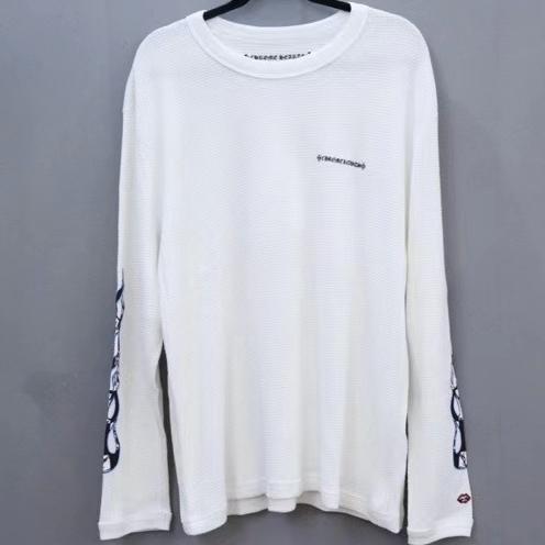 크롬하츠 sinister 롱슬리브 티셔츠 - Repleking