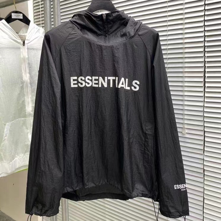 피어오브갓 에센셜 아노락 자켓 - Repleking