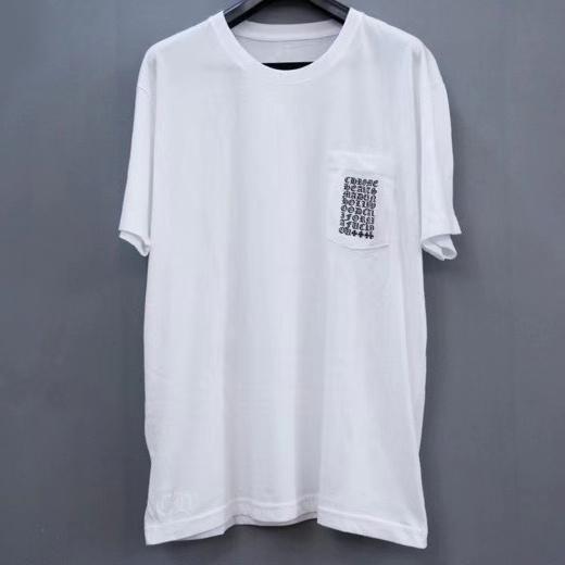 크롬하츠 멀티로고 반팔 티셔츠 - Repleking