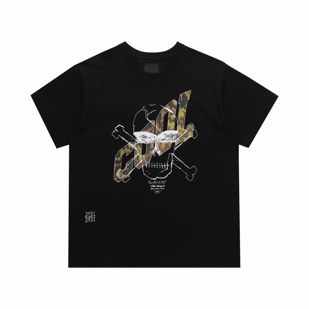 지방시 COOL 반팔 티셔츠 - 레플킹