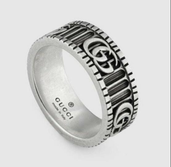 구찌 마몬트 반지 - 레플킹